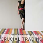 Suppliers of Crucial Trading floorcoverings and rugs in Shropshire